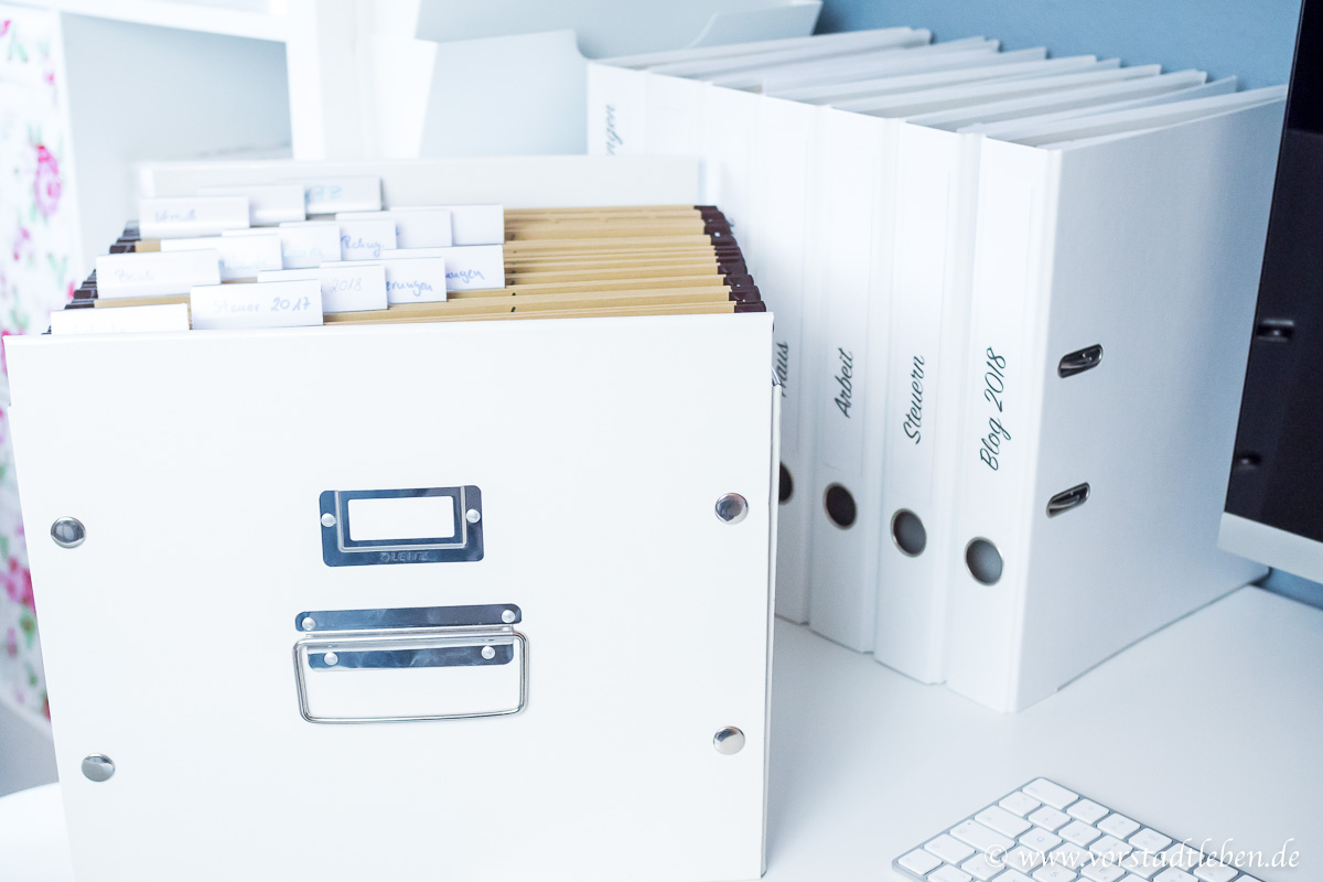 leitz ablage box ordnung