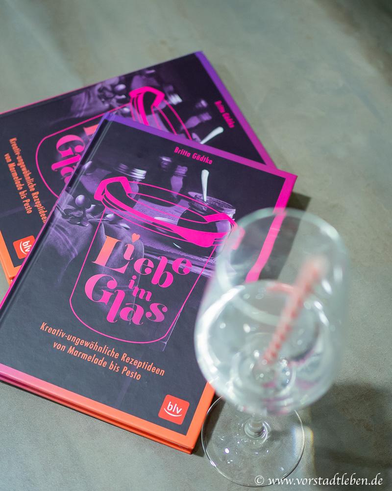 Liebe im Glas buch Britta Gaedtke