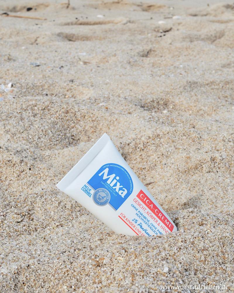Mixa Cica Creme Strand Sand Sylt