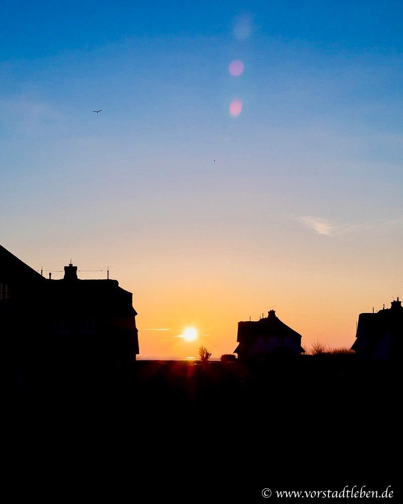 Sylt Rantum Sonnenaufgang Ferienwohnung BestFewo
