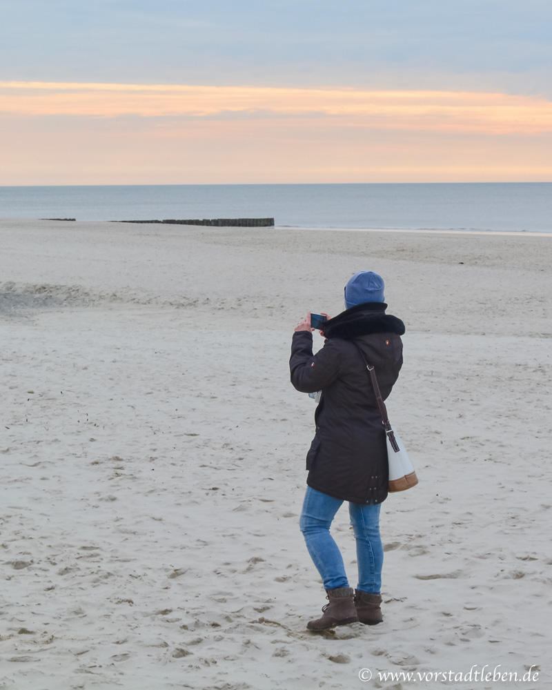 Sylt Strand Spaziergang fotografieren