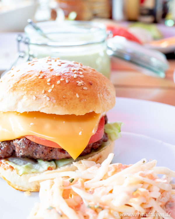 Burger Buns Rezept einfach