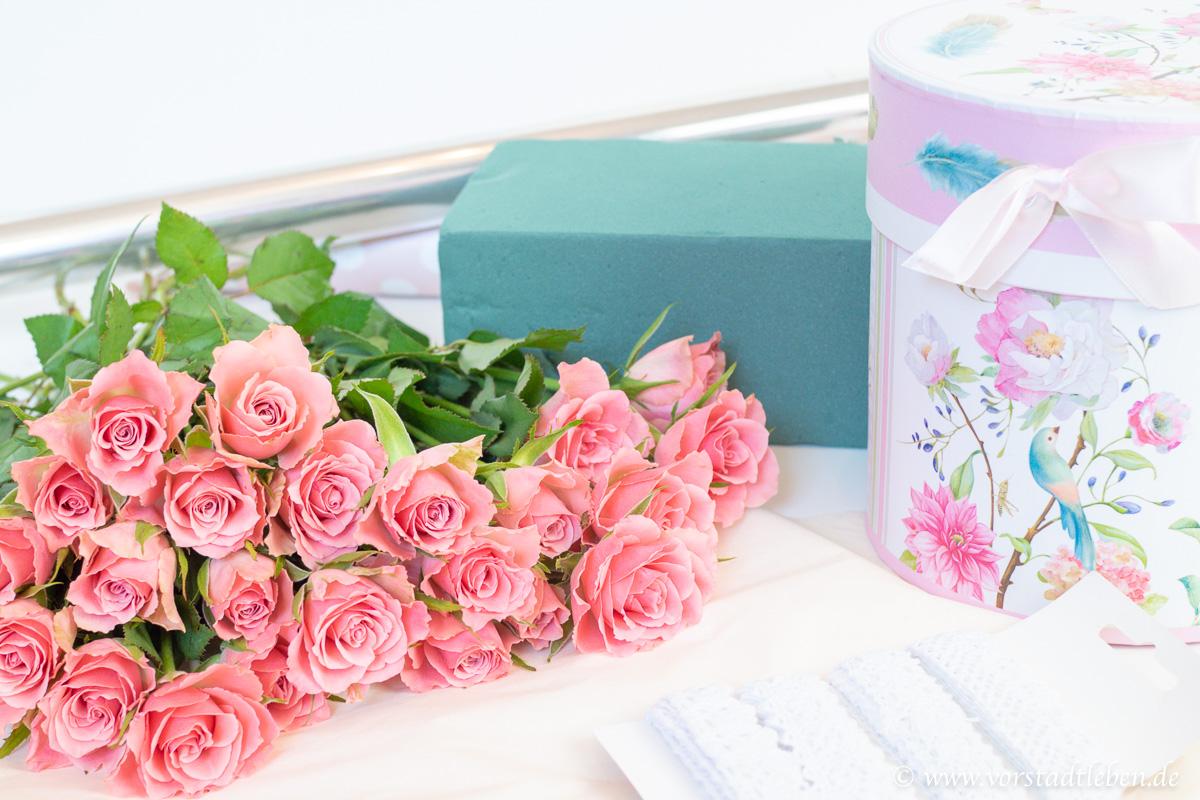 Flowerbox DIY Anleitung