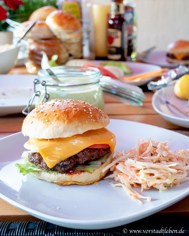 Burger Buns Rezept Beste Burger