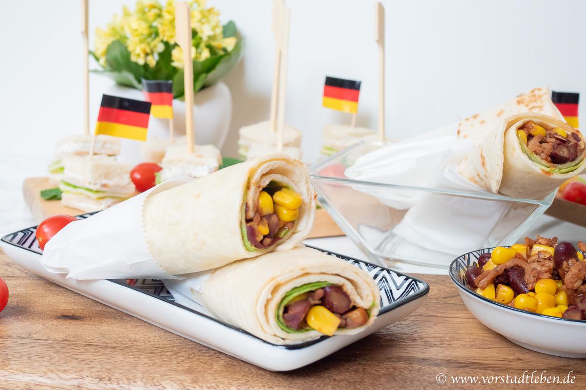 WM Halbzeitbuffet Mexico Deutschland OTTO WM Zeitreise