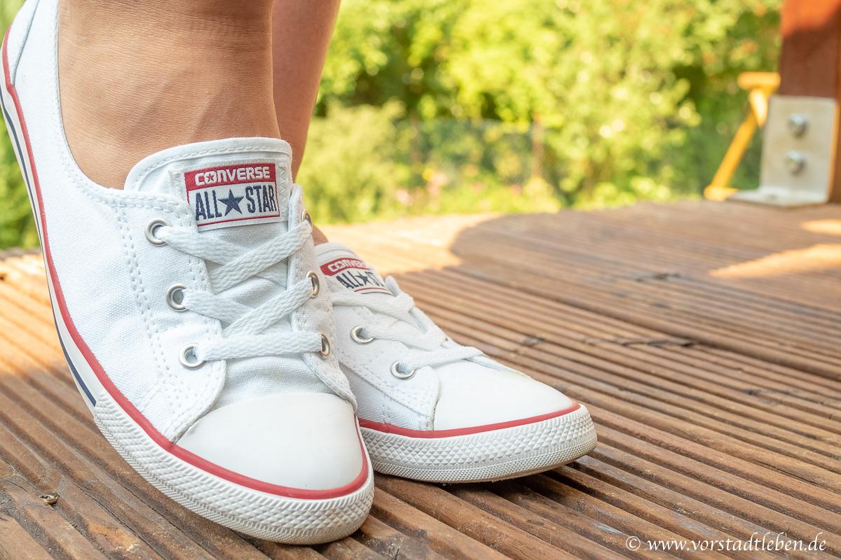 bewegung im alltag schuhe sneaker converse