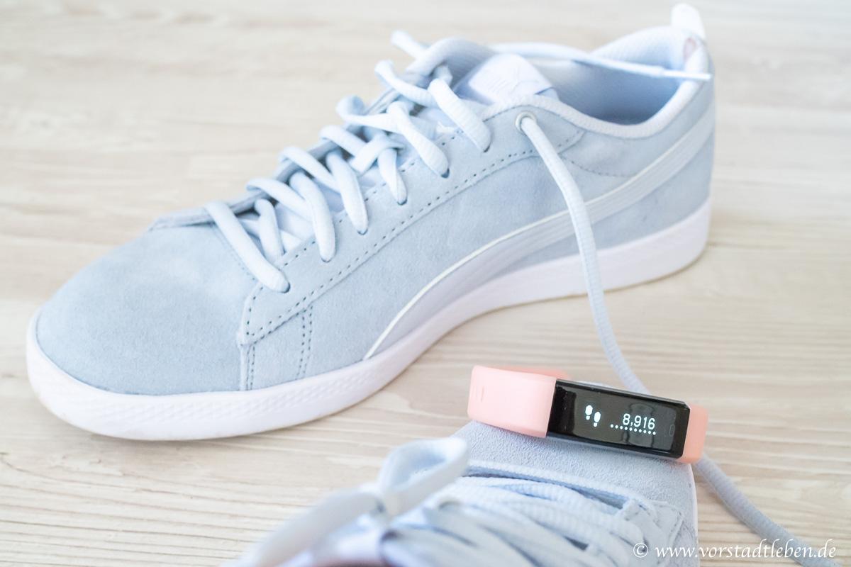 schrittziel erreichen mehr bewegung im alltag schuhe sneakers