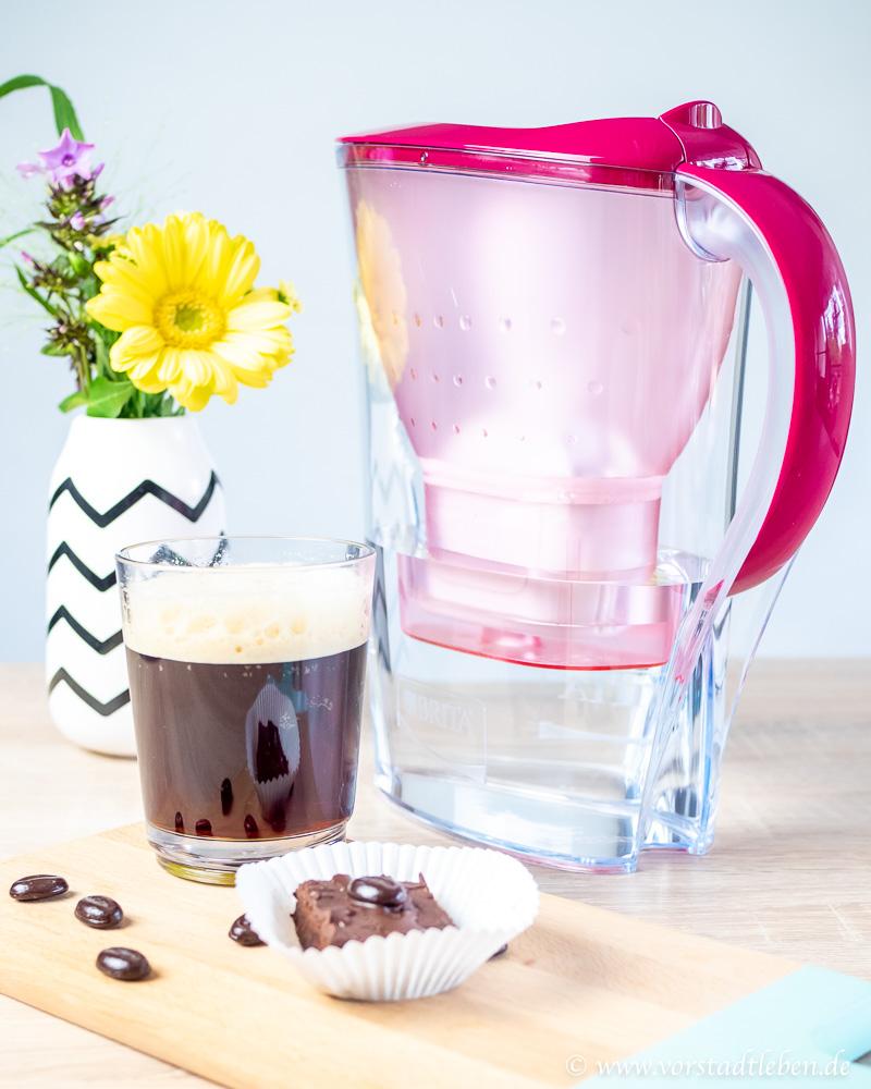 BRITA Tischwasserfilter Cold Brew Sommergetraenk