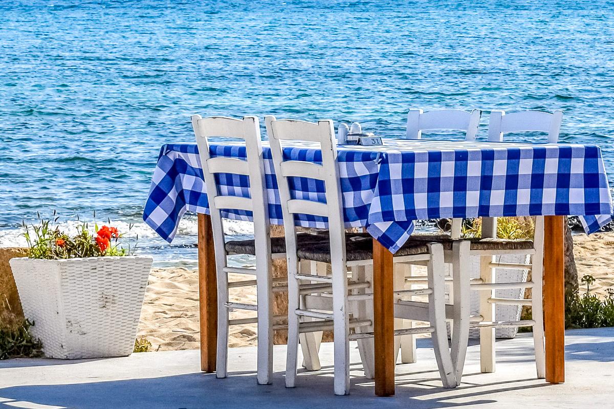 Griechenland Taverne Bucket Liste Sommer Vorstadtleben Lifestyle