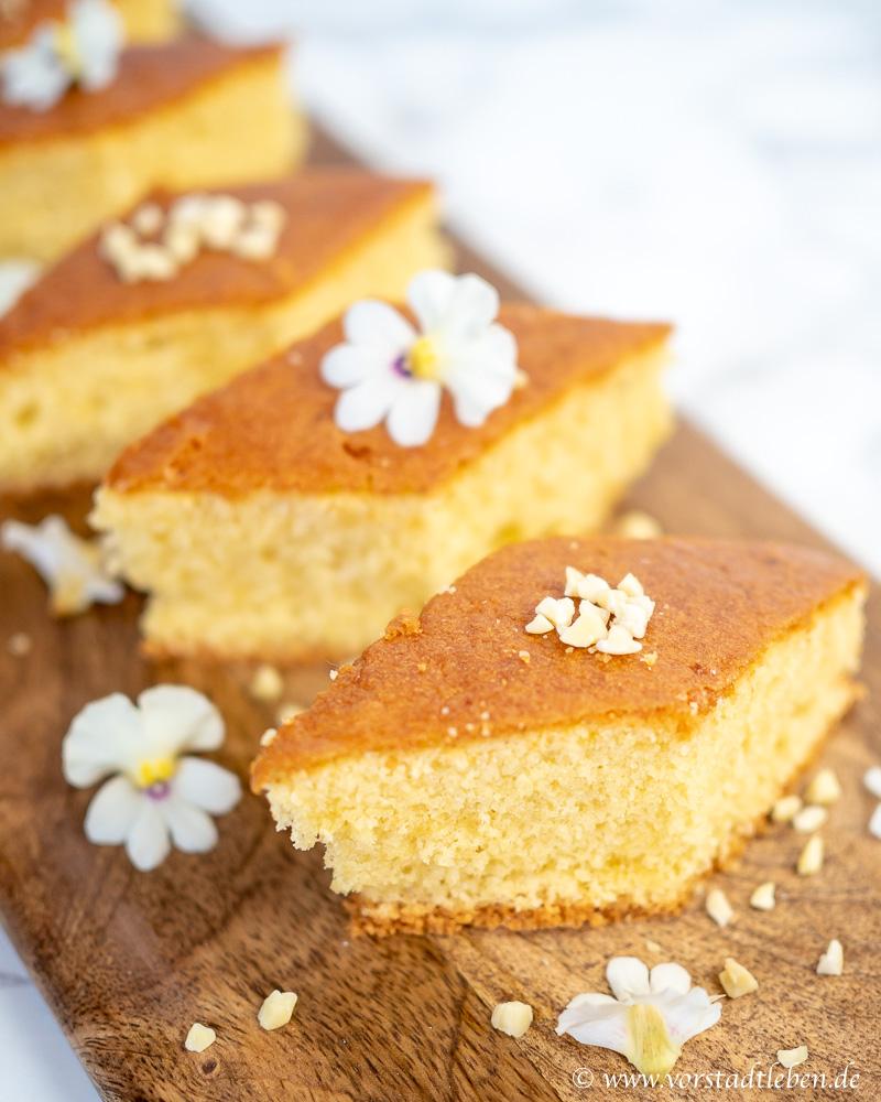 Ravani Griechischer Kuchen Rezept