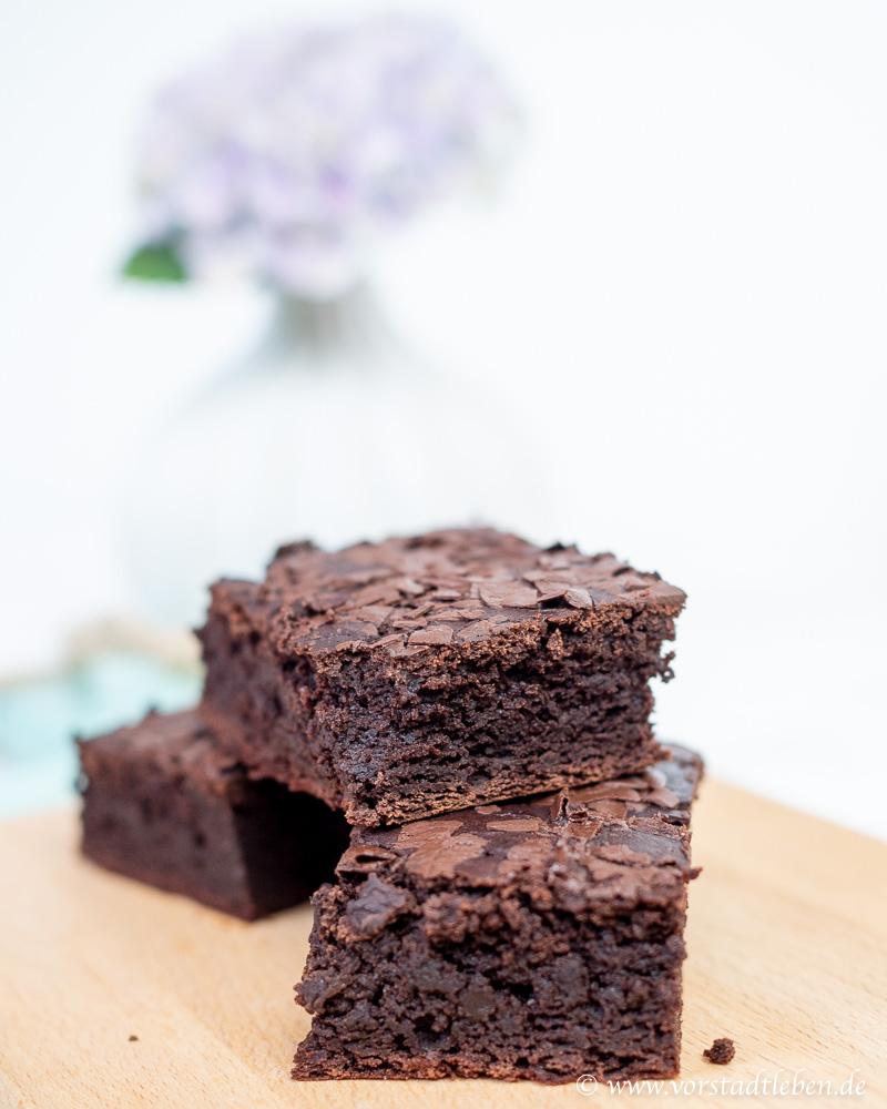 brownies mit kidneybohnen backen rezept