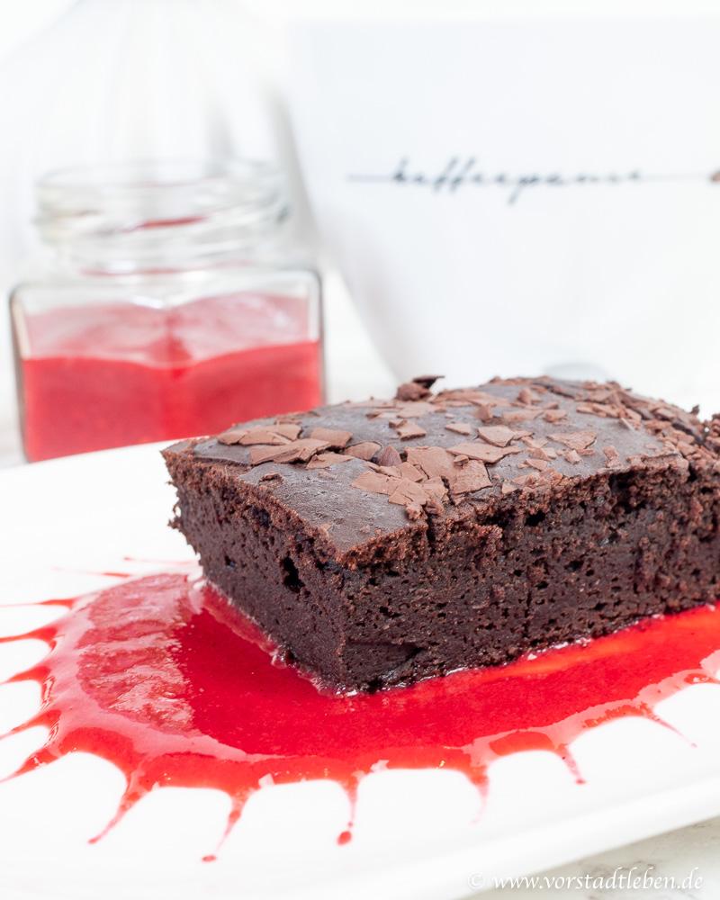 leichte brownies ohne mehl lecker ins wochenende rezept