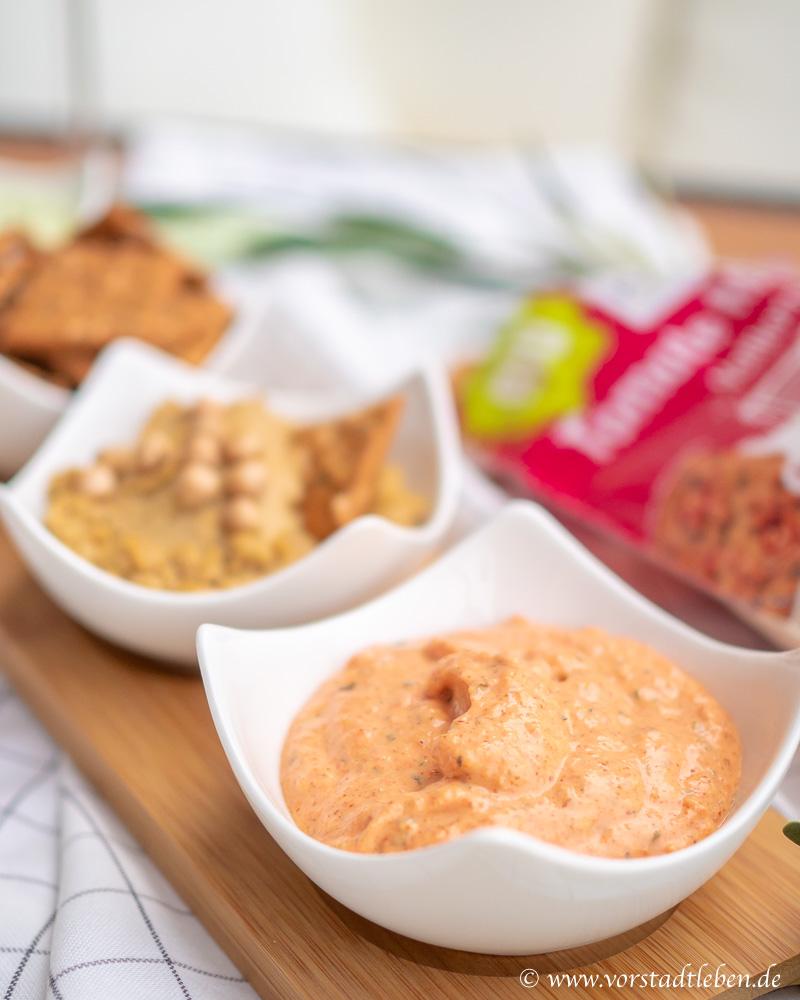 Dippen Und Snacken Im Sommer Findet Das Leben Und Das Essen