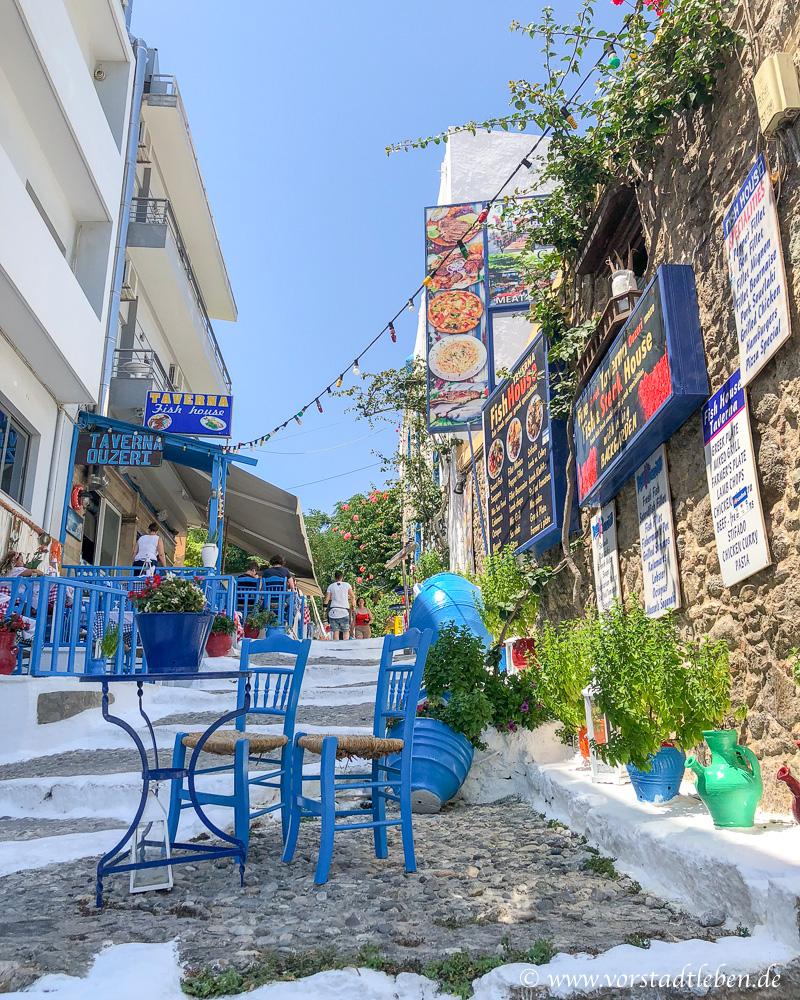 Kos Stadt Griechenland Urlaub