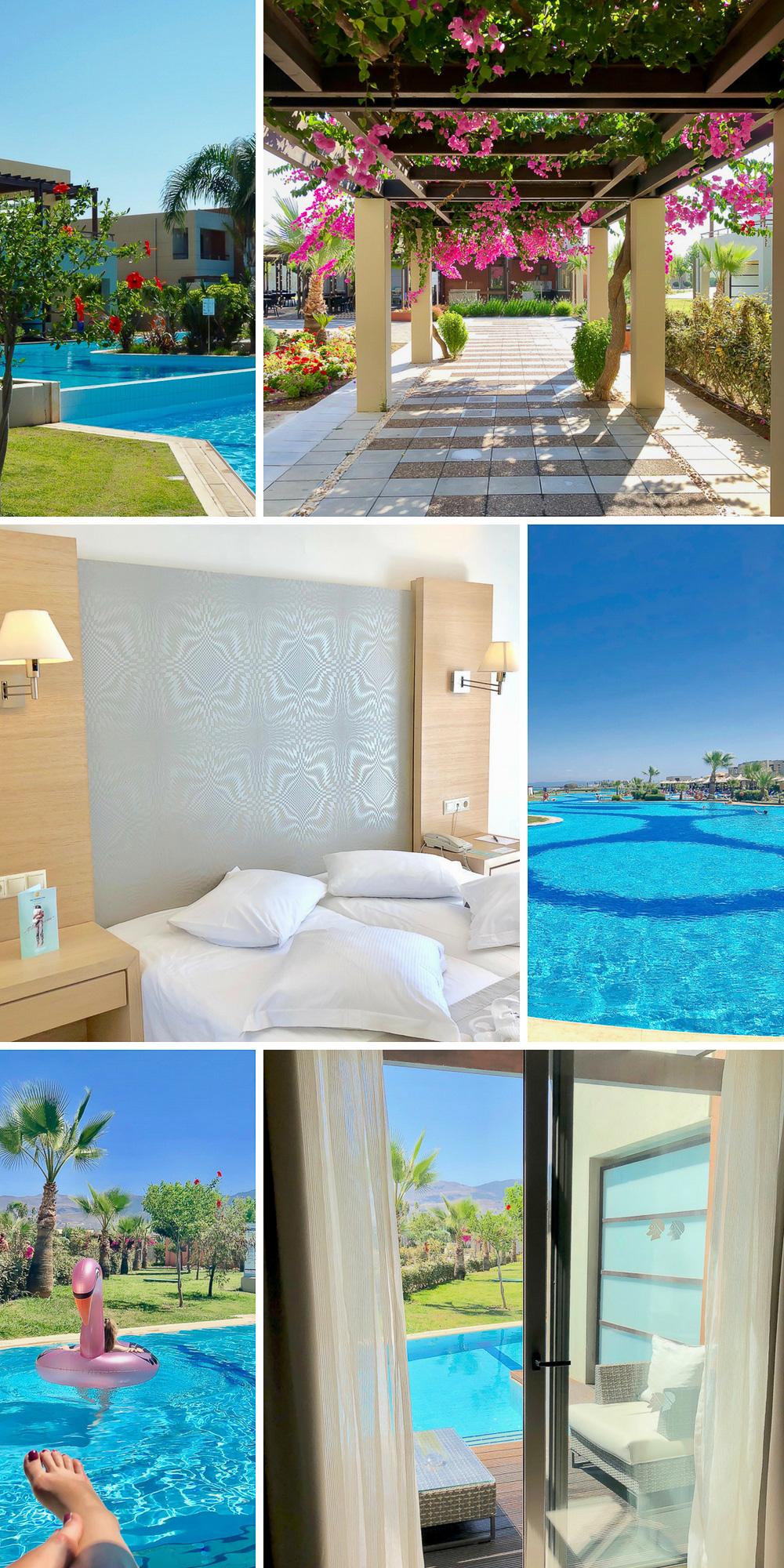Urlaub auf Kos Hotelanlage Astir Odysseus