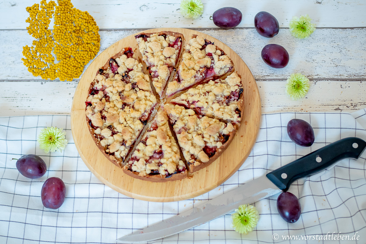 rezept zwetschgenkuchen pflaumenkuchen vegan
