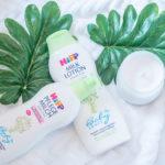 HiPP Babysanft Pflege Feuchtigkeit