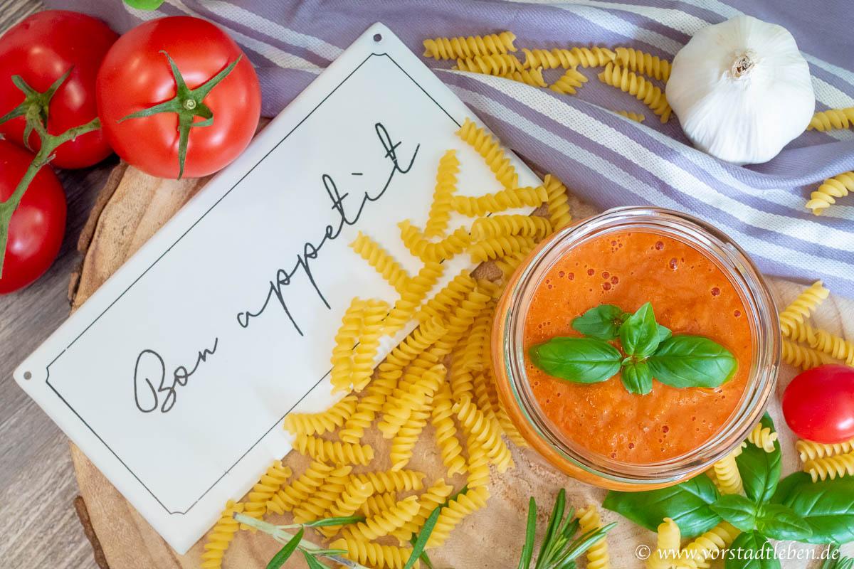 Tomatensauce Guten Appetit