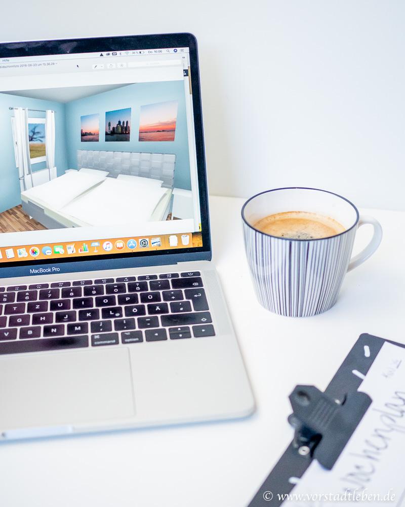 Zimmerplanung Zeitmanagement Wochenplan zum Ausdrucken