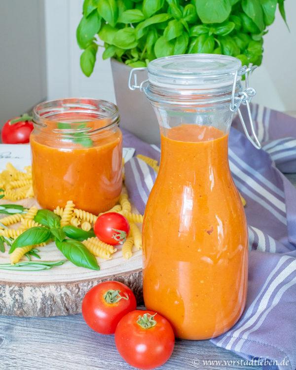 einfach schnell und lecker Tomatensauce