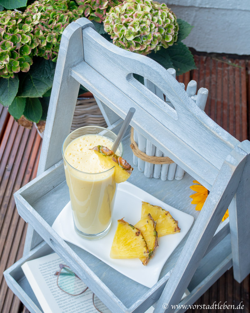 mango ananas lassi joghurtdrink