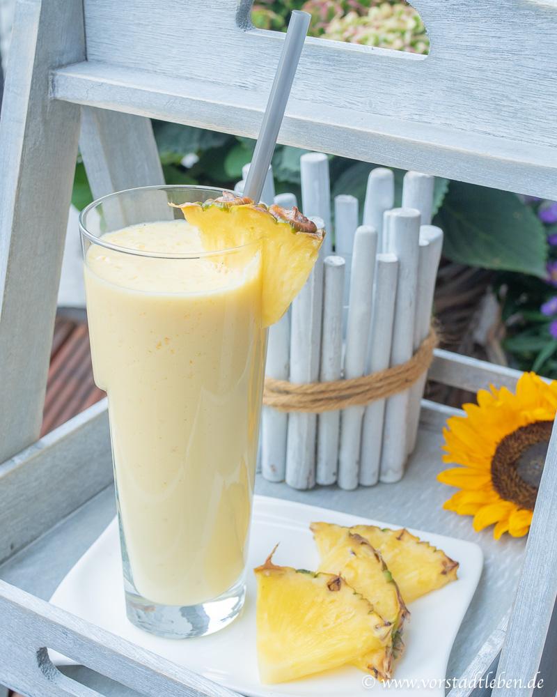 mango ananas lassi rezept Sommergetraenk