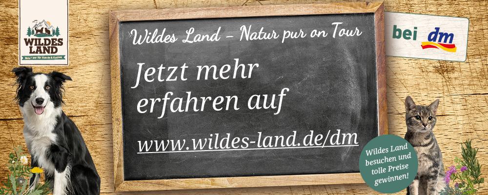 Banner Wildes Land