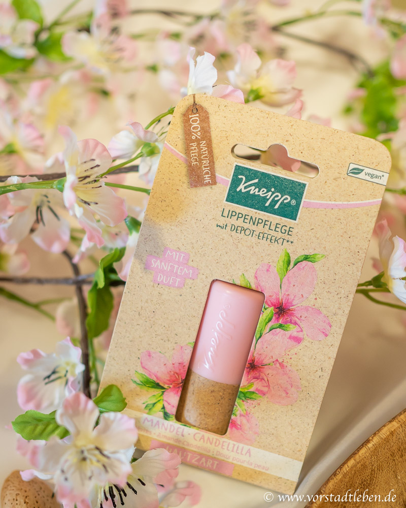 Kneipp Herbstneuheiten Lippenpflege mit depot effekt
