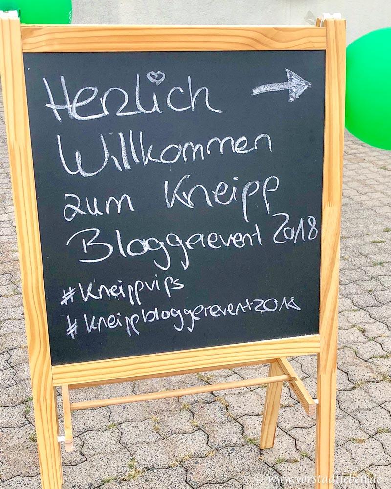 Kneipp VIP Bloggerevent