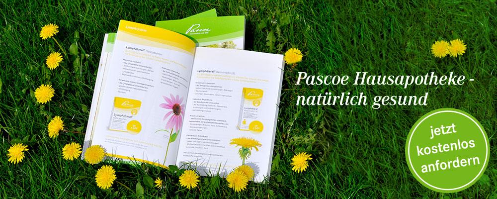 Pascoe Naturmedizin Hausapotheke anfordern