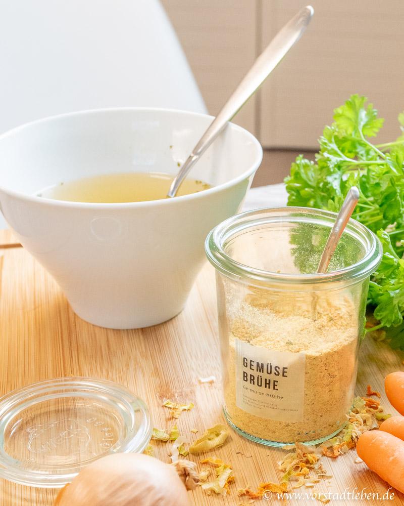 food prep gemuesebruehe selber machen