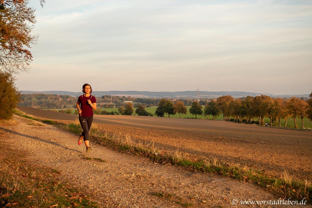 Laufen im Herbst Wiedereinstieg Lauftraining