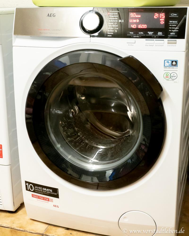 Waschmaschine Frontlader AEG Lavamat Series 7000