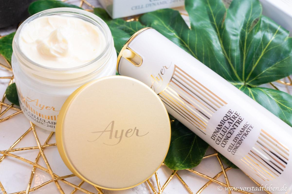 Ayer Cosmetics Dynamique Cellulaire Pflege