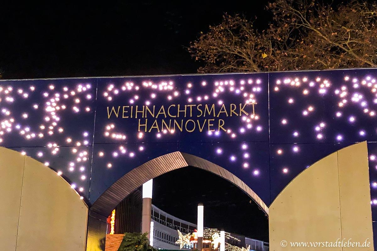 Weihnachtsmarkt Hannover 2018