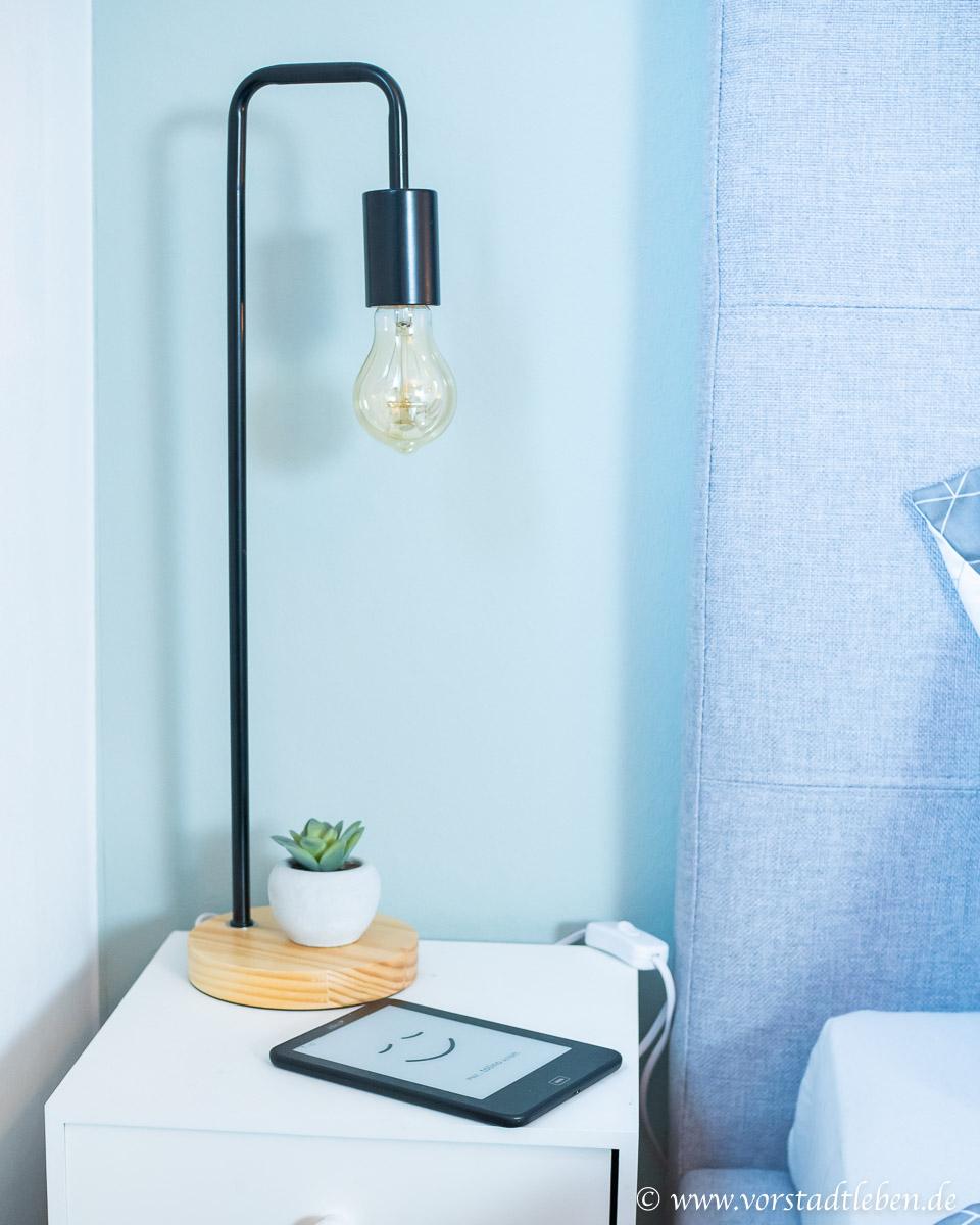 Nachttisch Lampe Tischlampe