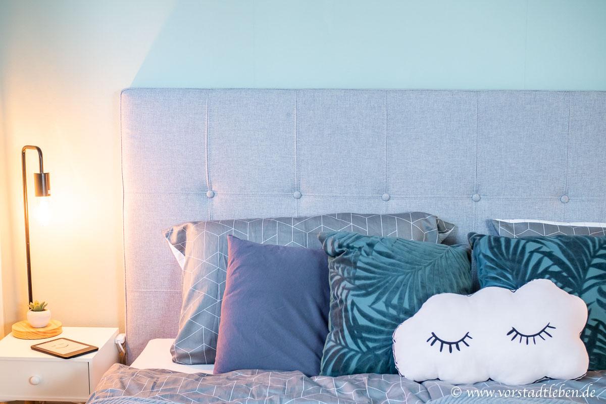 Kleines Schlafzimmer: Kleiner Raum - großes Wohlfühlgefühl