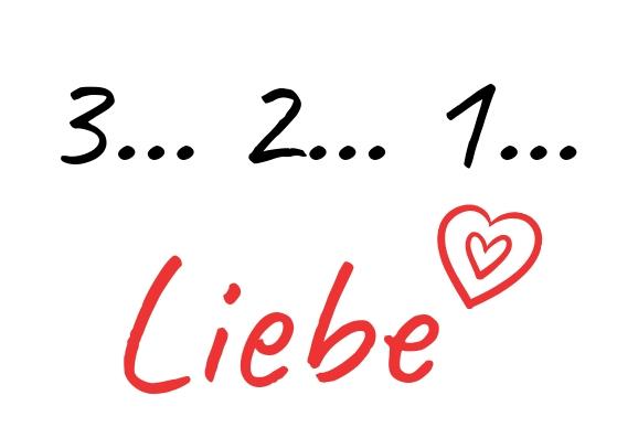 3 2 1 Liebe Freebie Farbe