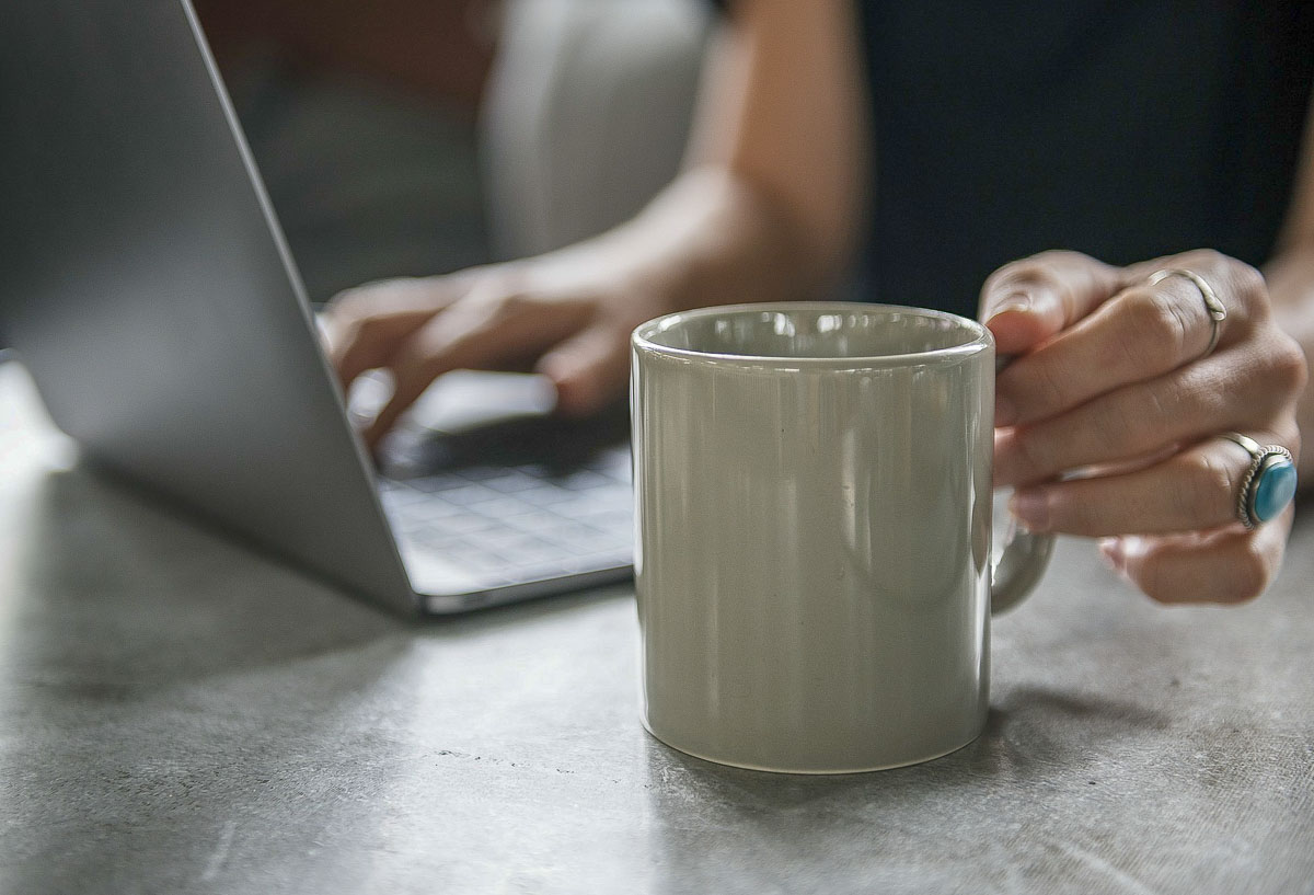 Gedankencafe kaffee laptop veraenderungen