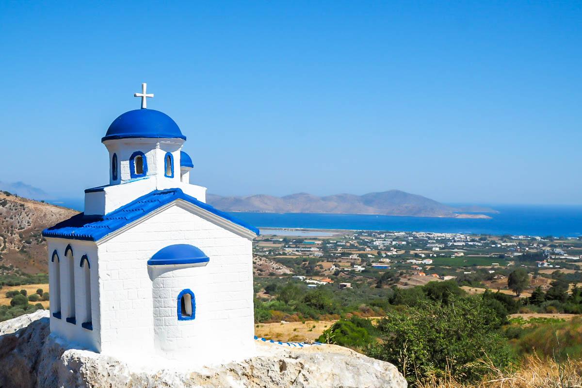 Griechenland Sommer mit PETER HAHN