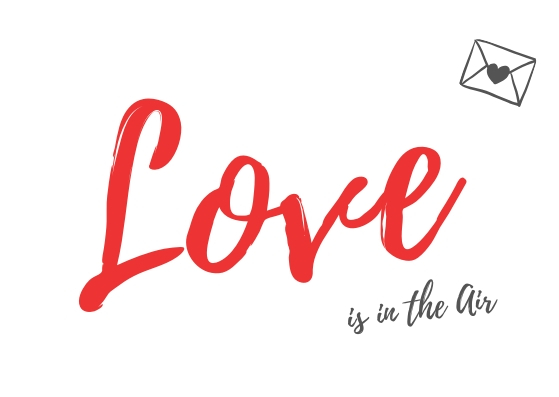 Love is in the air Freebie Farbe