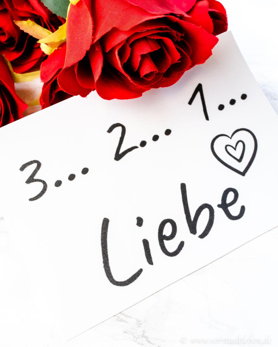 Valentinstag freebie 3 2 1 liebe