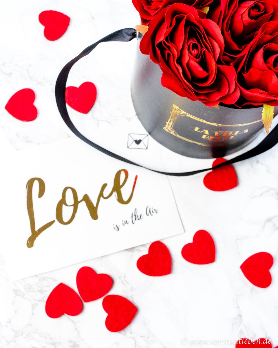 Valentinstagskarte download freebie