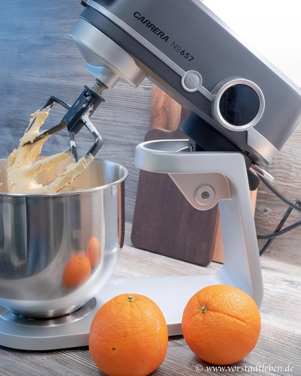 kuechenmaschine orangenkuchen ruehrkuchen