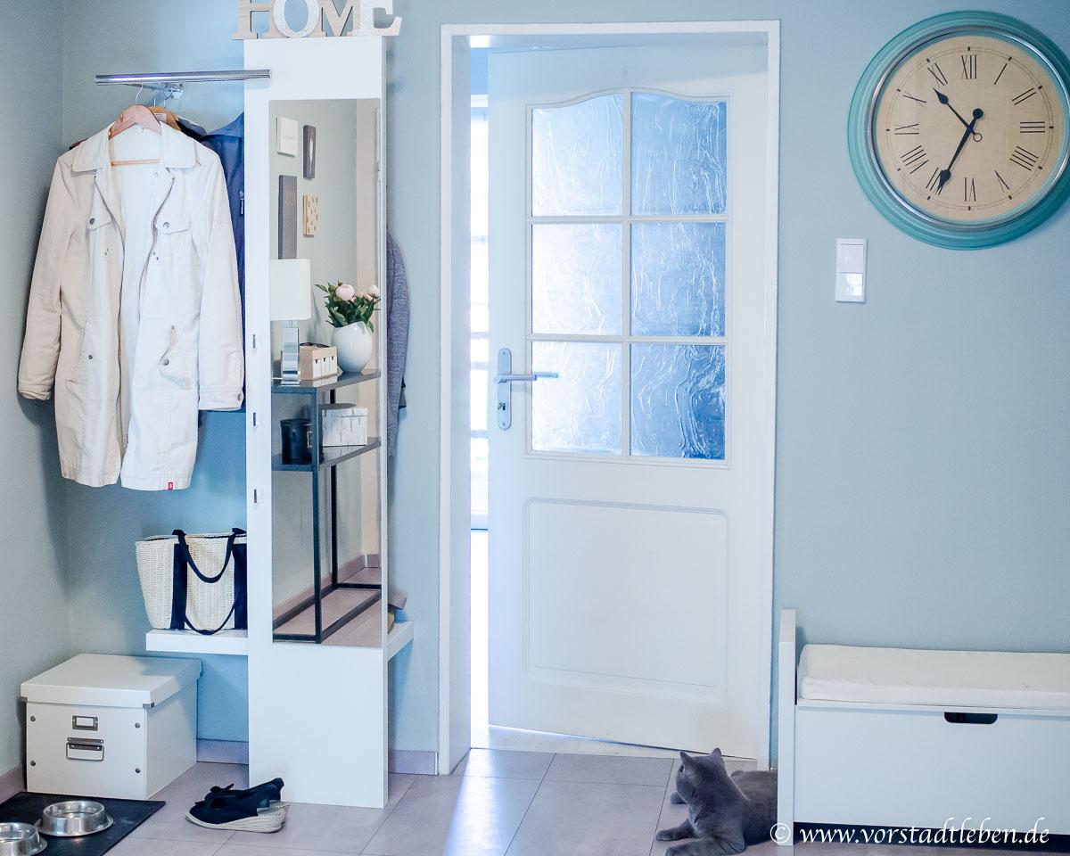 eingangsbereich flur garderobe