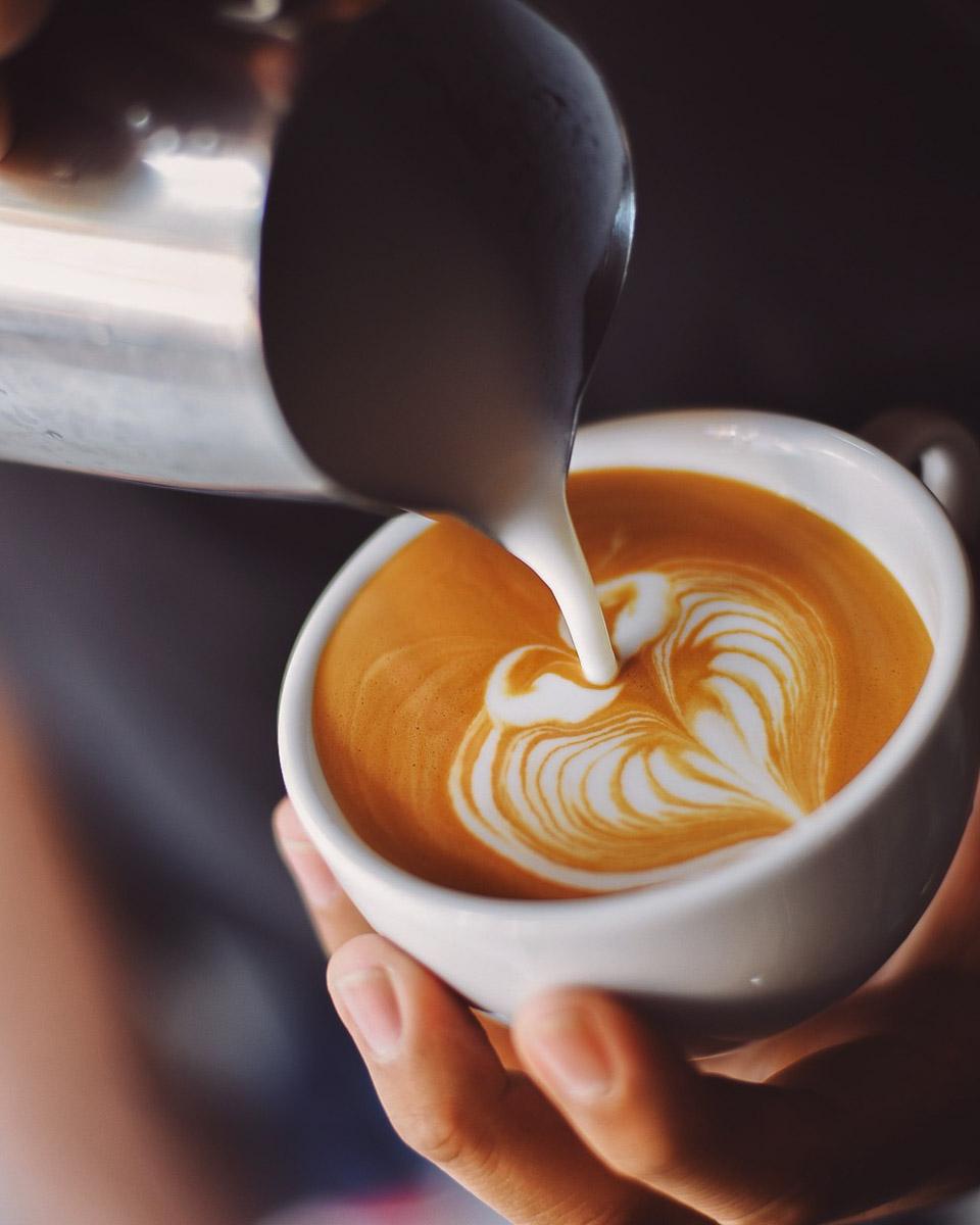 welche Kaffeemaschine Kaffee barista