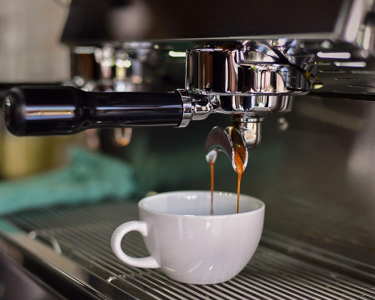welche Kaffeemaschine Siebtraeger