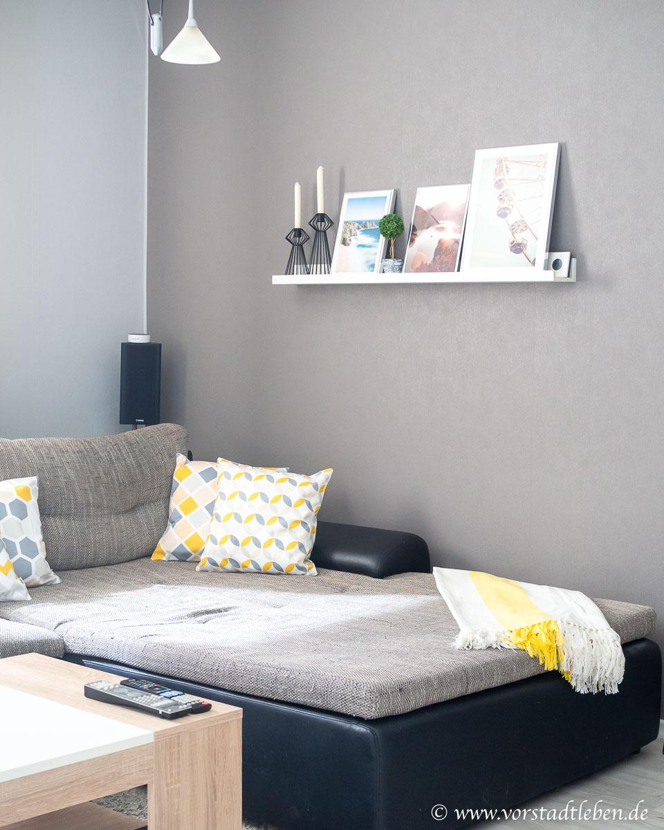 Couch Wohnzimmer Dekoration