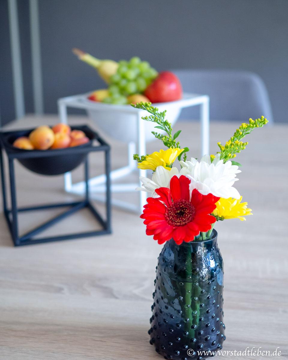 Dekoration frische Blumen