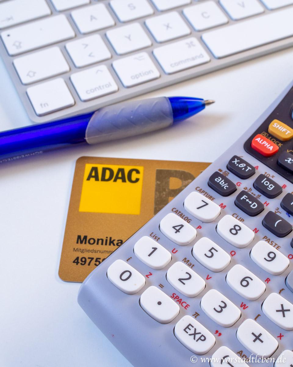 ADAC Autoversicherung sparen